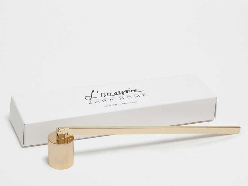 Candle snuffer by Zara Home at Mall of the Emirates and City Centres