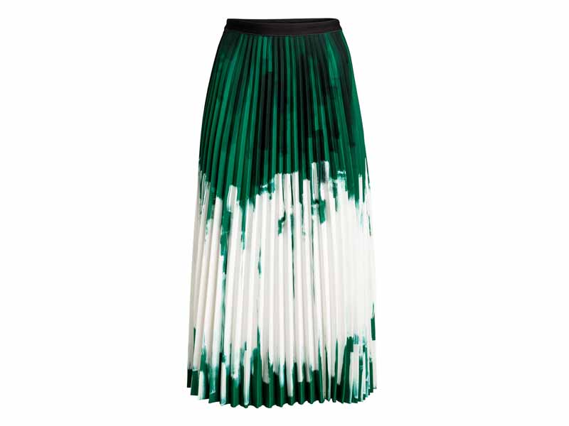 Pleated skirt by H&M Qurum