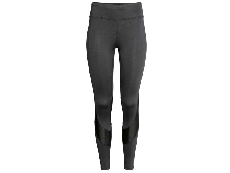 Black leggings by H&M available at Mall of the Emirates and City Centres