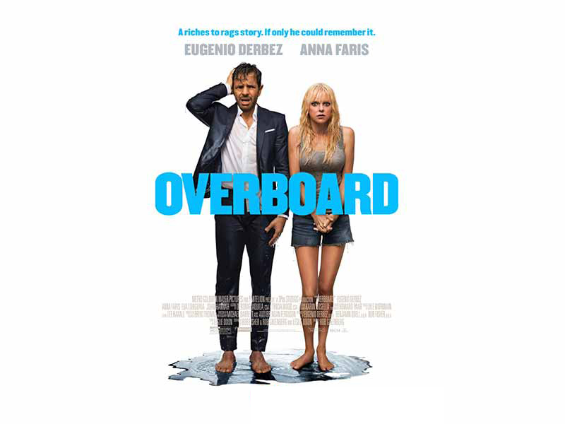 Watch 'Overboard' at VOX Cinemas in Qurum